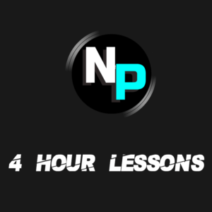 4 Hour lessons music productions